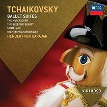进口CD:柴可夫斯基芭蕾作品集(CD)(4783366C)