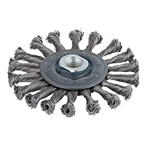 wolfcraft 线轮刷 Ø 115 x 15 毫米,扭转,螺纹 M 14,2149000