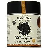 The Tao of Tea, Kali Cha Oolong Tea, Loose Leaf, 2.5 Ounce Tin