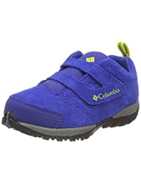 Columbia Children's Hiking and Walking Shoes, CHILDRENS VENTURE, Blue (Azul/Zour), Size: 7