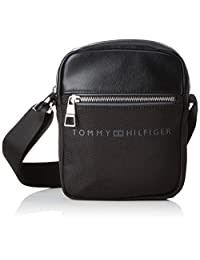 Tommy Hilfiger 男式 Urban Novelty Mini Reporter 单肩包