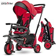 smarTrike 5502202 三轮婴儿车 STR7,红色