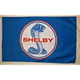 Ford Shelby Mustang Car Flag 3' x 5' With (Factory Defect) Auto Banner