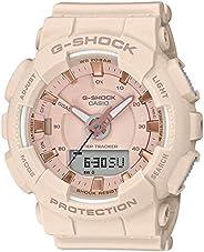 Casio 西欧 GMAS130PA-4A G-Shock 步行追踪女式手表淡粉色 49.5mm