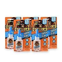 Gorilla 强力胶水,15 克 5 - PACK 7805001-5
