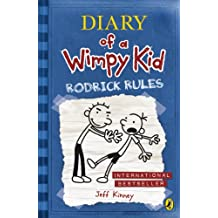 Diary of a Wimpy Kid: Rodrick Rules (Diary of a Wimpy Kid Book 2) (English Edition)