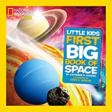 National Geographic Little Kids First Big Book of Space (National Geographic Little Kids First Big Books) (English Edition)