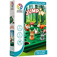 SMRT Games 跳跃! 拼图Jump in' SG421JP 正品