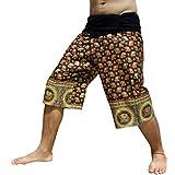 Raan Pah Muang Sukhothai Batik 棉质渔夫短裤