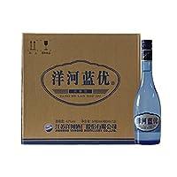 洋河 蓝优42度白酒 480ml*12 整箱装