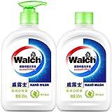 Walch威露士 健康洗手液青柠盈润525ml+补充装525ml(新老包装随机发货)