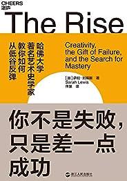 你不是失败,只是差一点成功(重视差一点的成功、学会隔离公众的判断、成为专业的业余者, 哈佛大学知名艺术史学家写给每一个颓丧和低谷中人的勇气之书!)