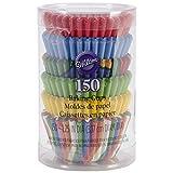 Mini Baking Cups-Primary 150/Pkg