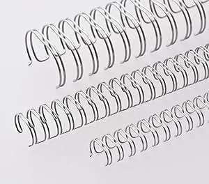 Renz 311100924 11.0 mm 环形切割元素 - 银色。 3:1 间距。 A5. 每盒 100 根电线。