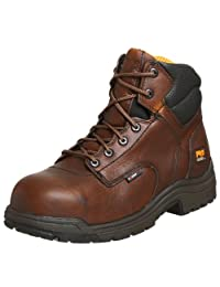 "Timberland PRO 6"" Titan Composite Safety Toe Work Boot"