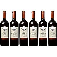 Paso Grande 佰铄 梅洛红葡萄酒(干型) 750ml*6