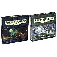Fantasy Flight Games Arkham Horror:纸牌游戏 Arkham Horror:纸牌游戏 - Dunwich 传奇盒扩展