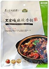 王家渡 麻辣香锅调味酱 1000g(200g*5)(亚马逊自营商品, 由供应商配送)