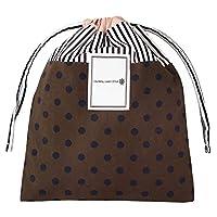 KAO 花王 加食袋 条纹×圆点 NA600400