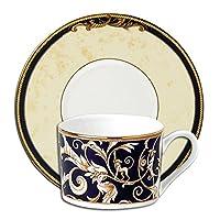 希腊神话戈那咖啡杯碟 高档骨瓷咖啡杯 高档咖啡杯具 经典咖啡餐具 酒店批发餐具 精品骨瓷 一杯一碟