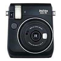 Mini 70 父母颜色和风格Instax Mini 70 - Black 底部 中 黑色