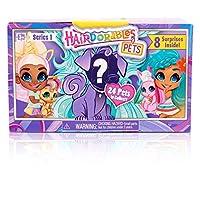 Hairdorables 寵物玩具 系列1(3歲+)