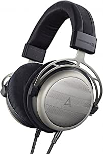 Astell & Kern AK T1p 半开口高端耳机 Beyerdynamic 与Testa Drive香槟*