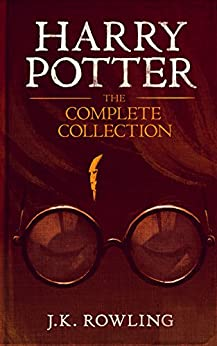"""""""Harry Potter: The Complete Collection (English Edition)"""",作者:[Rowling, J.K.]"""