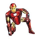 Anagram International Iron Man Air Walker, Multi-Color