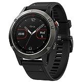 佳明(GARMIN)手表 Fenix5智能手表 三星定位 男跑步运动手表 游泳户外心率腕