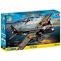 Cobi 5531 Vickers Wellington MK.IC 玩具,黑色 / * / 棕色