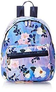 Lesportsac Classic系列 女式 CRUISING BACKPACK款式双肩包 3358D994 蓝色/粉色/白色/红色 280 * 230 * 150mm