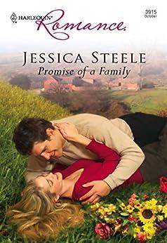 """Promise Of A Family (Mills & Boon Cherish) (English Edition)"",作者:[Steele, Jessica]"