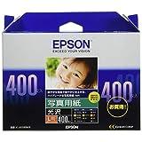 EPSON爱普生 照片相纸[光泽] A4 L判 400枚 L判 400枚