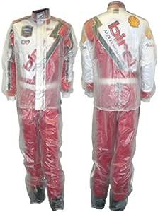 K1 Race Gear Clear 防雨赛车套装 XXX-S 10064214