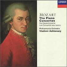 进口CD:莫扎特:钢琴协奏曲全集/阿什肯纳齐(10CD)(4437272)