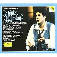 进口CD:奥芬巴赫:霍夫曼的故事(2CD)