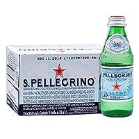 S.Pellegrino圣培露含气矿泉水 250毫升*24瓶 保质期到2021年1月到期