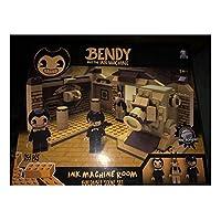 Basic Fun Bendy and The Ink Machine - 房間場景(265 件)