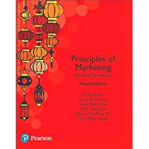 Principles of Marketing, An Asian Perspective (English Edition)
