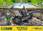 COBI Historical系列 拼插类玩具 7.5厘米 PAK 40