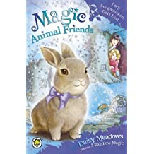 Lucy Longwhiskers Gets Lost: Book 1 (Magic Animal Friends) (English Edition)
