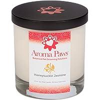 Aroma Paws 蜜斑茉莉蜡烛,12 盎司