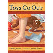Toys Go Out: Being the Adventures of a Knowledgeable Stingray, a Toughy Little Buffalo, and Someone Called Plastic (English Edition)