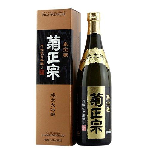 菊正宗純米大吟醸清酒720ml(日本进口)