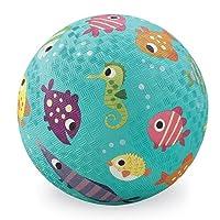 鳄鱼 Creek 鱼游乐场球,青色,12.7cm