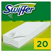 Swiffer 补充装扫帚干燥湿巾 x 20(4 张,80 张湿巾)
