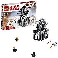 LEGO 乐高  拼插类 玩具  Star Wars 星球大战系列 重型侦察步行机 75177 9-14岁