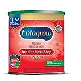 Enfagrow 美赞臣 Toddler Next Step 香草味奶粉 24盎司(680g)/ 4罐装 (适用年龄:1-3岁)(包装随机发货)