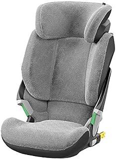 Maxi-Cosi 迈可适 8479790110 夏季椅套,适合 Kore I 码儿童座椅,护套 汽车座椅套,适用于温暖夏天,新鲜灰色,灰色